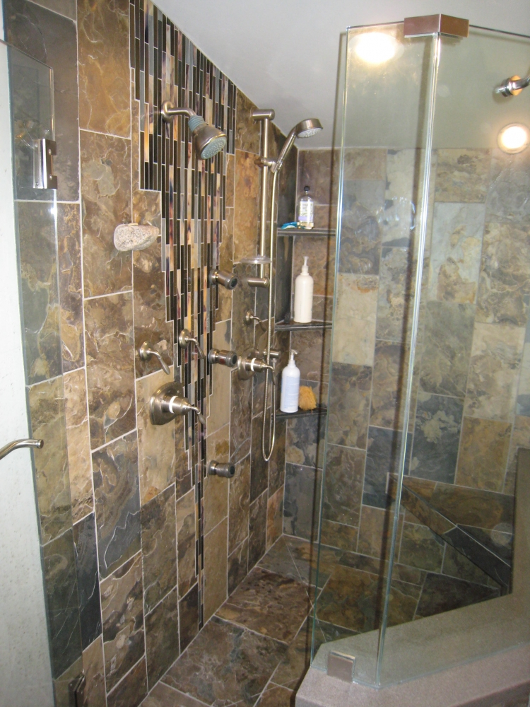 Pinehaven Shower