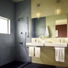 Rhode Island Shower