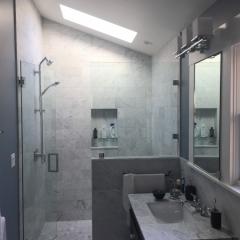 Taft Shower