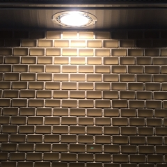 Backsplash Hood Lighting