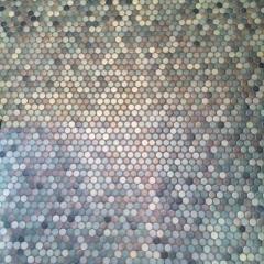 Mosaic Penny Tile