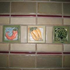 Backsplash Motif