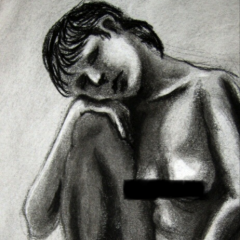 TiredFigureCharcoal
