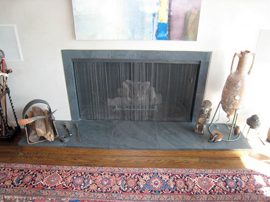 3)BakerFireplace