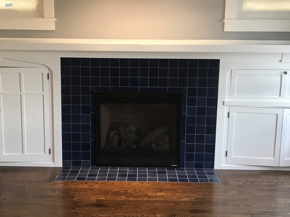 Taft Fireplace