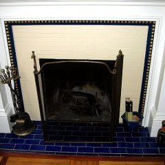 9)BakerDiningFireplace