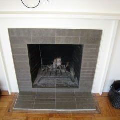 Beuna Vista Fire Place
