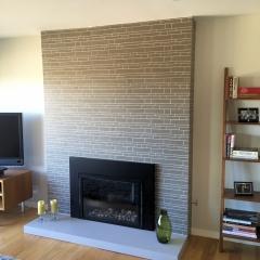 Casitas Fireplace
