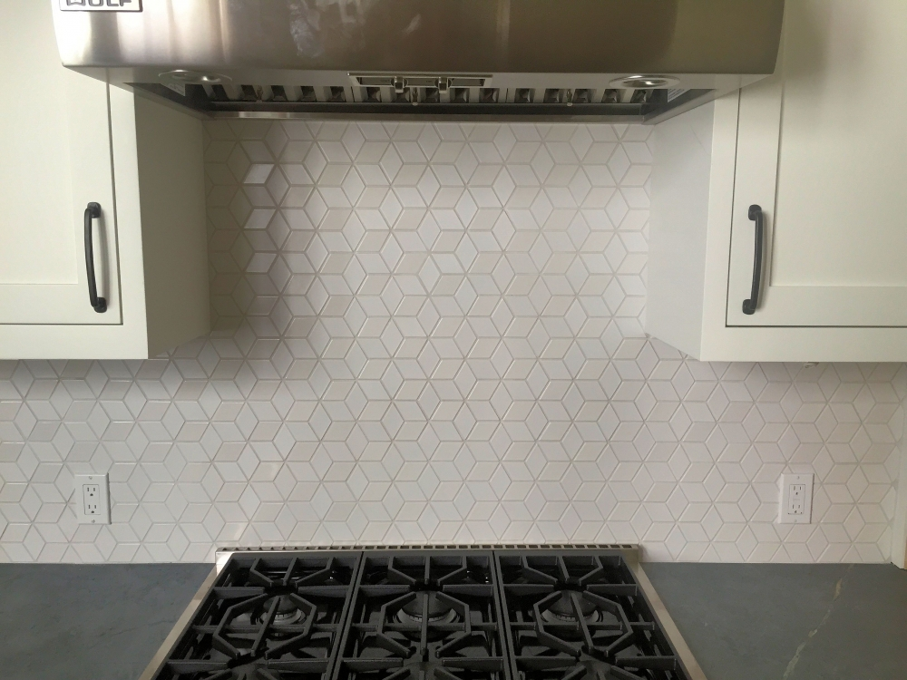 9th Ave Kitchen Backsplash