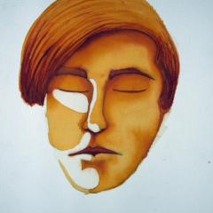 FaceStudyWatercolor