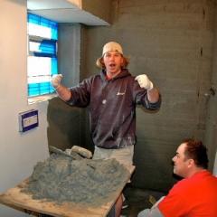 41)InstallationMortar