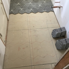 Pattern Dry Set