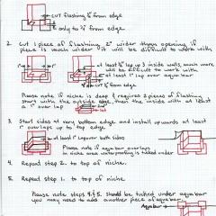 22)Specs-NicheWaterproofing
